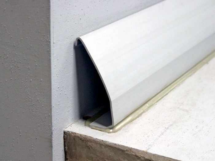 Baseboard Basement Drain Pipe System In Greater Spokane