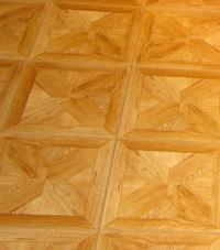 Parquet basement floor tiles Rathdrum, Idaho and Washington